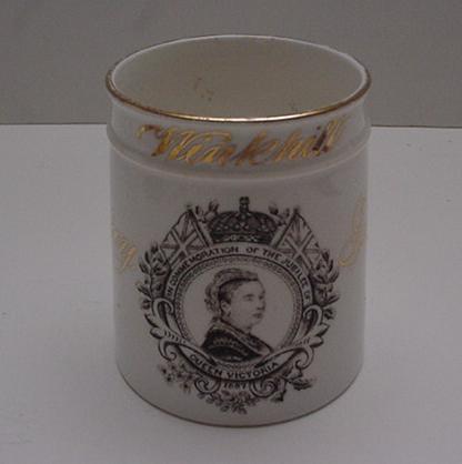 Commemorative: Queen Victoria's Jubilee 1887 by
