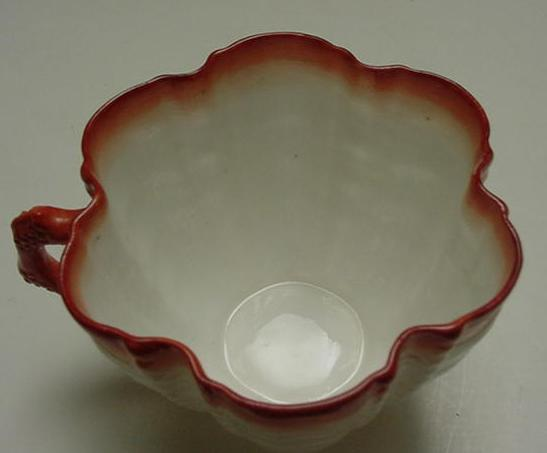 Wileman Shell Shape Cup and Saucer