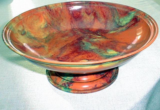 Bandalasta Ware Fruit Bowl