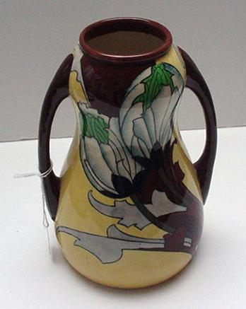 Shelley/Foley Intarsio Vase
