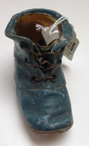 Victorian Shoe Match Striker