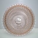Depression Glass Windsor Design Serving Plate