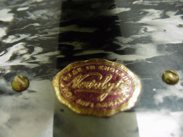 Bakelite and Celluloid Perpetual Calendar
