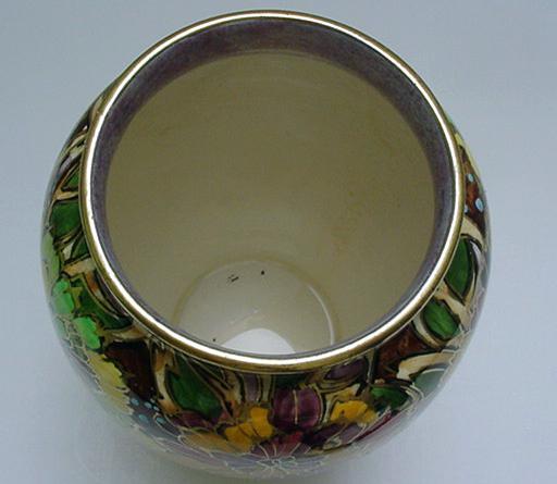 Royal Winton Lustre Ware Carnation Vase