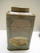 Commemorative Tin of Marquess of Titchfield