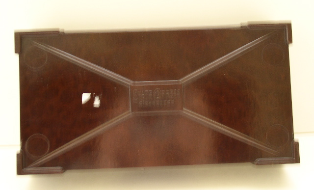 Bakelite Vintage English Cigarette Box