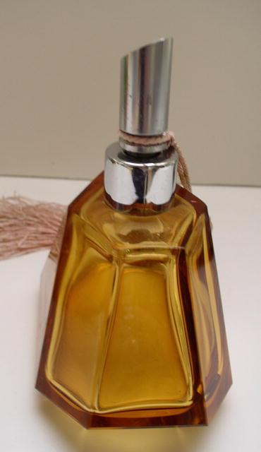 Beautiful Czechoslovakian Vintage Perfume