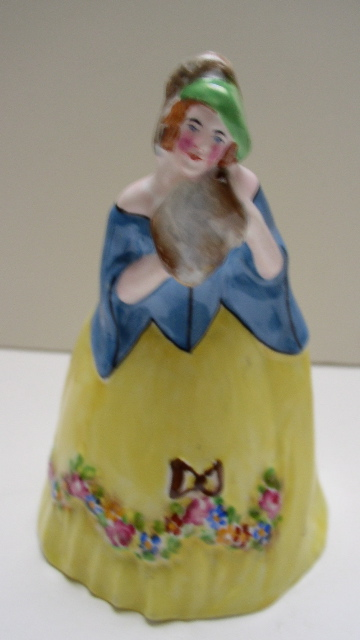 Crown Staffordshire Lady Bell