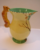Burleigh Ware Squirrel Pitcher