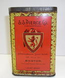 S.S. Pierce Company Choice Ceylon Tea Tin