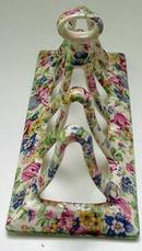 Myott Summer Flower Chintz Toastrack