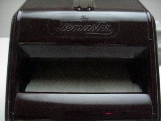 Bakelite Vintage Tiemaster