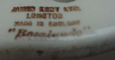 James Kent Chintz Rosalynde Toast Rack