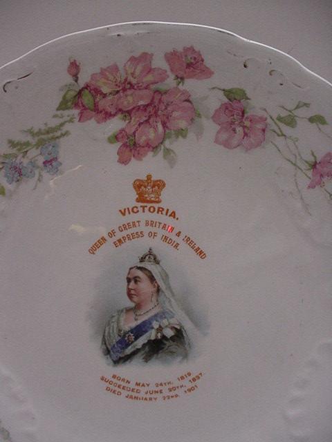 Commemorative:Queen Victoria Memorial