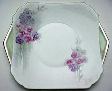 Shelley Nemesia Sandwich Plate
