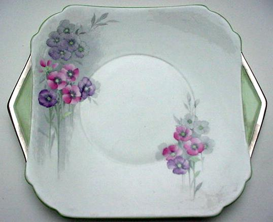 Shelley Nemesia Sandwich Plate