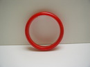 Bakelite Vintage Red Bangle