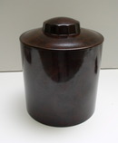Bakelite Sweedish Tobacco Container