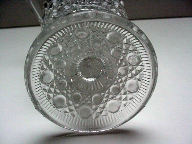 Davidson English Hobnail Jug