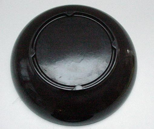 English Bakelite Bowl with Stand