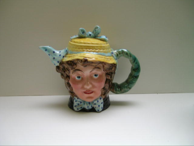 Beswick Dolly Varden Teapot
