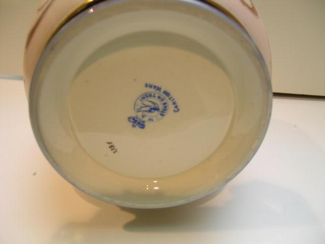 Carleton Ware Biscuit Barrel