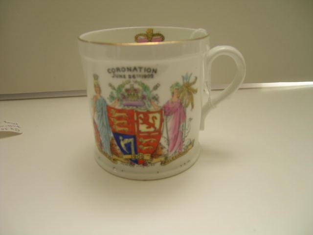 Coronation Cup: King Edward 1902