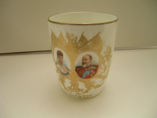 Coronation Beaker to Honor King Edward