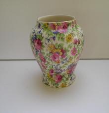 Royal Winton Vintage Summertime Vase