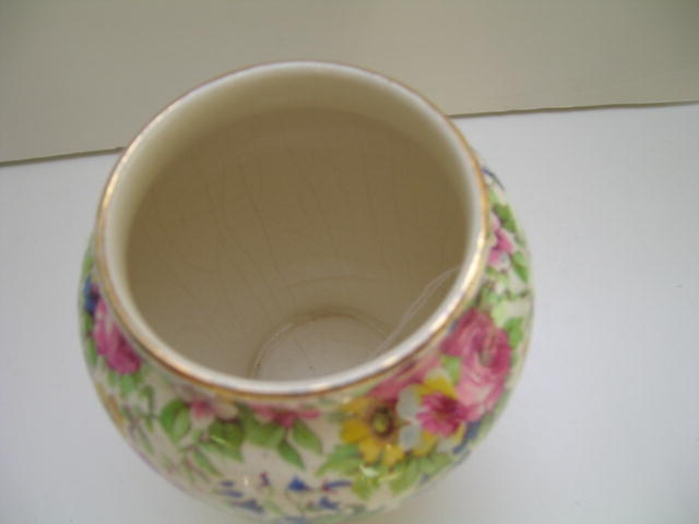 Royal Winton Vintage Summertime Vase