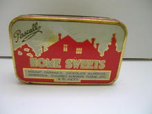 Pascalls Home Sweets Candy Tin