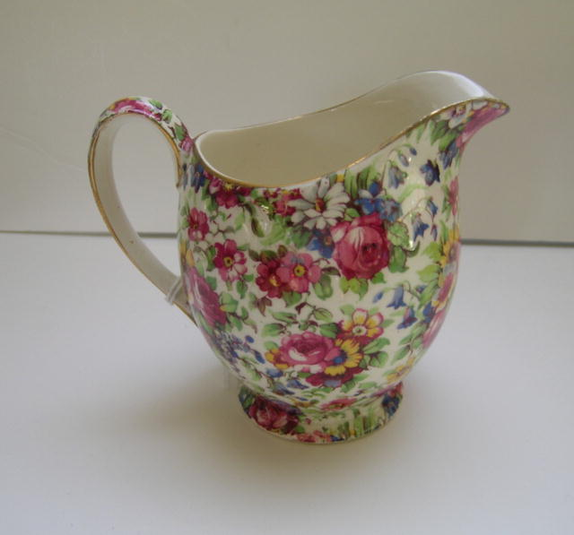 Royal Winton Vintage Summertime Jug