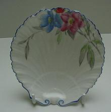 Shelley Oyster Plate : Anenome