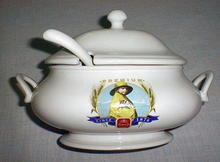 Nabisco Soup Tureen