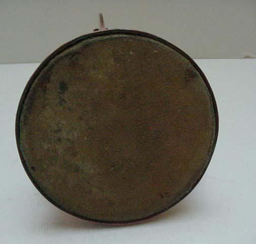 Dutch Copper Arts and Crafts Chamberstick