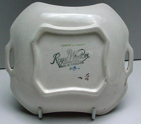 RWC:Royal Winton Joyce-Lynn Dish