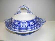 Wedgwood China Ivanhoe Series Tureen