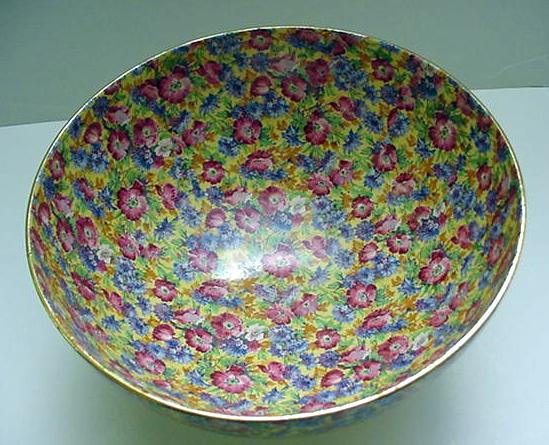 RWC: Royal Winton Chintz Royalty  LARGE Bowl