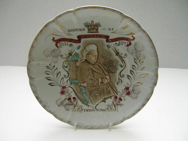 Queen Victoria Empress of India Commemorative