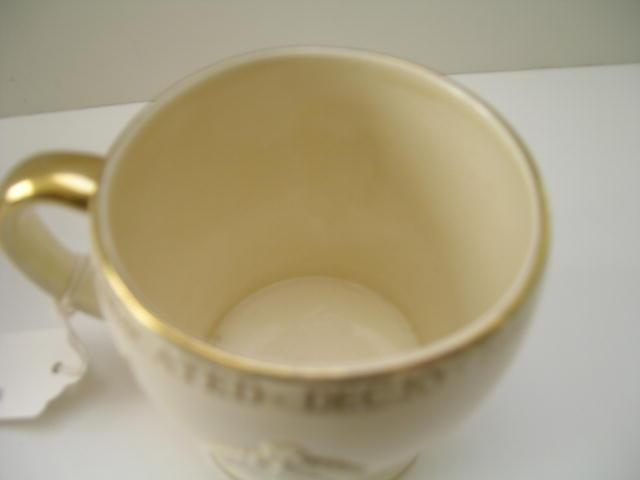 Edward VIII Coronation and Abdication Mug