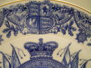 Wedgwood Large  King George V Plate