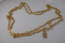 Victorian 18KT Gold Longguard
