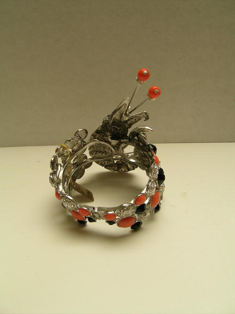 Fabulous Chunky Lobster Hinged Bracelet