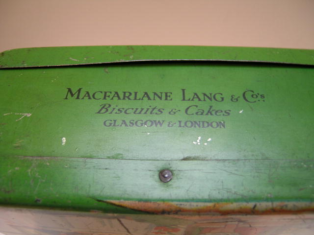 MacFarlane Lang & Co. Wonderland Cottage