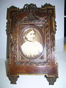 Beautiful Pair of Victorian Wooden Frames