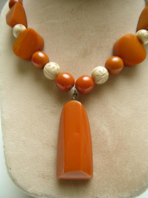 Beautiful Vintage Bakelite and Celluloid