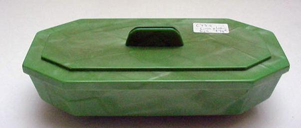 Celluloid Vanity Box