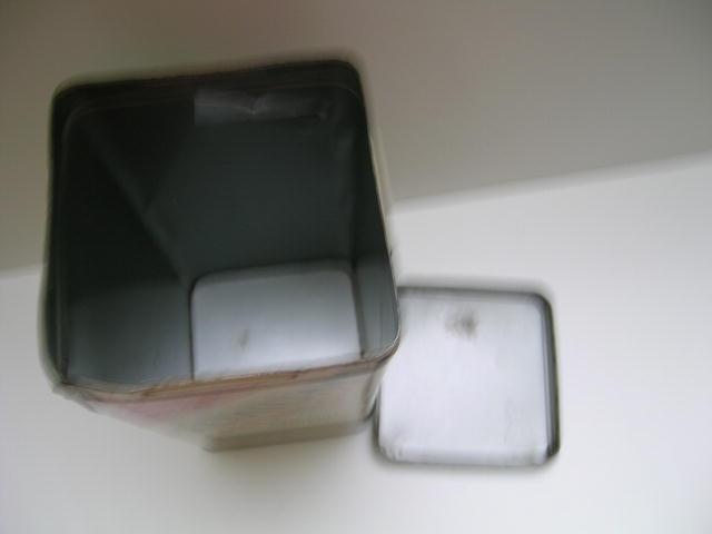 Nabisco Premium Saltine Advertising Tin