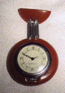 Bakelite Watch