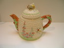 Kensington China Hunting Teapot